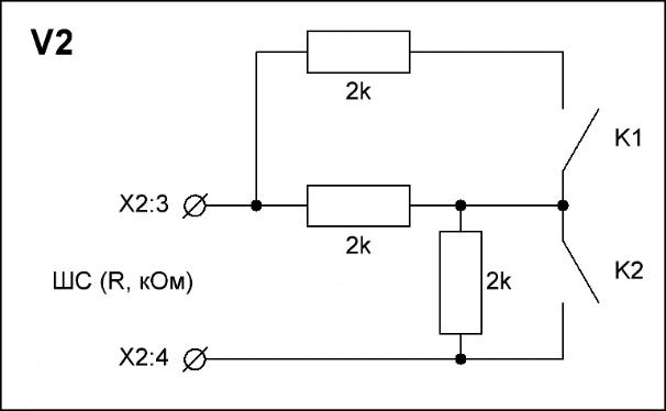 Устройство контроля положения запорной арматуры V2